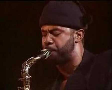 Kenny Garret - Saxofon Solo