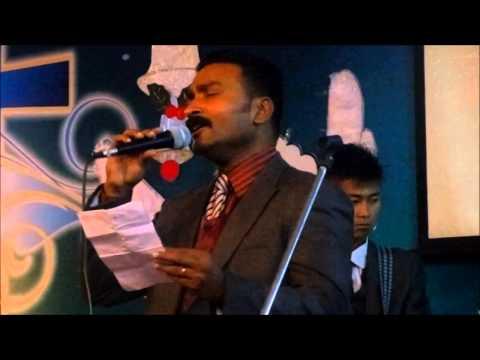 "Hindi Christmas Song ""Ye Fiza Ye Mausam"" By Bro. Vipin Massey At ABC Sujanpura (HD)"