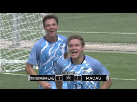 NMI vs Macau Highlights (Men