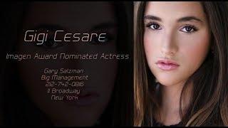 Gigi Cesare Acting Reel 2019