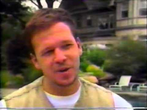 Marky Mark & Donnie Wahlberg - Calvin Klein Interview