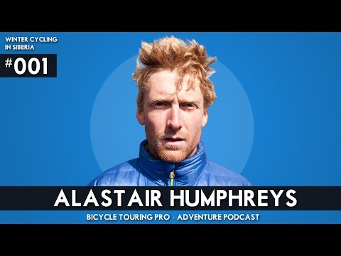 Winter Cycling in Siberia - ALASTAIR HUMPHREYS Adventure Podcast
