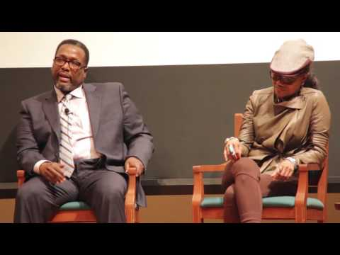 The Wire Conference Panel : Actors and Activism
