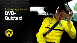 BVB-Quiztaxi in Marbella - Teil 3 | Marbella 2017