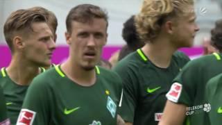 Telekom Cup 2017 - B. M´gladbach - Werder Bremen Elfmeterschießen