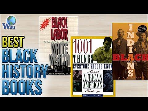 10 Best Black History Books 2018