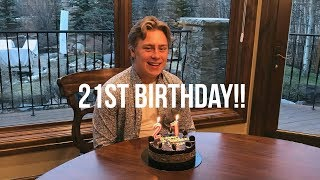 I Turned 21... | Liam Peterson