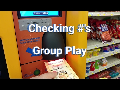 Checking Super Lotto & Mega Millions - Group Play