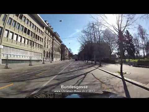 Switzerland 268 (Camera on board): Berne / Bern Center [2D] (GoPro Hero2)