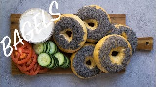 Recipe for How to Make Homemade Bagels