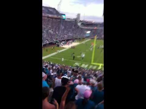 Jaguars Josh Scobee 59 yard field goal