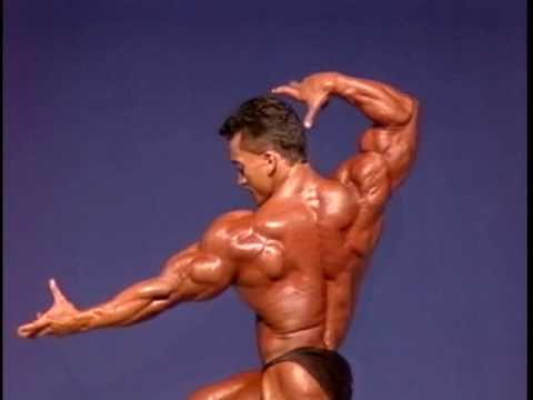 Lee Labrada Mr. Olympia 1989