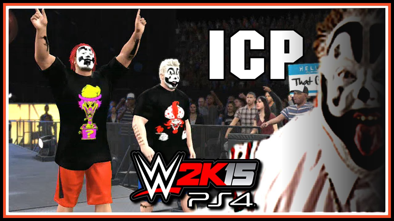 backyard wrestling icp part 37 wwe 2k16 icp home design