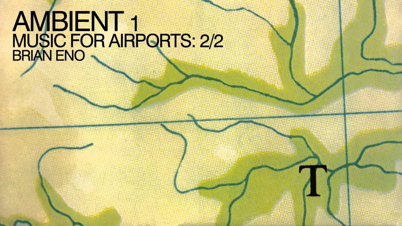 A Six-Hour Time-Stretched Version of Brian Eno's Music For Airports: Meditate, Relax, Study