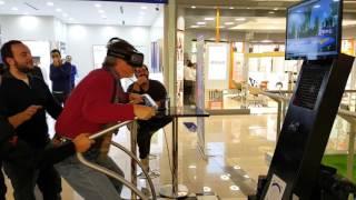 John Rollercoaster Immersion Game Ankara Mall 112115