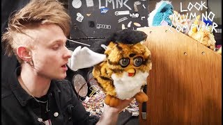 HOW THE FURBY ORGAN WORKS WITH LOOK MUM NO COMPUTER