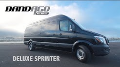 Bandago Van Rentals - Deluxe Sprinter