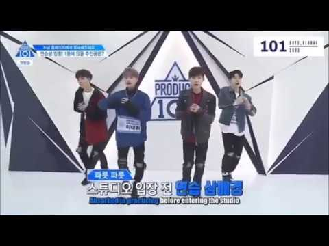 [ENG] Brand New trainees Produce 101 S2 cuts pt 1