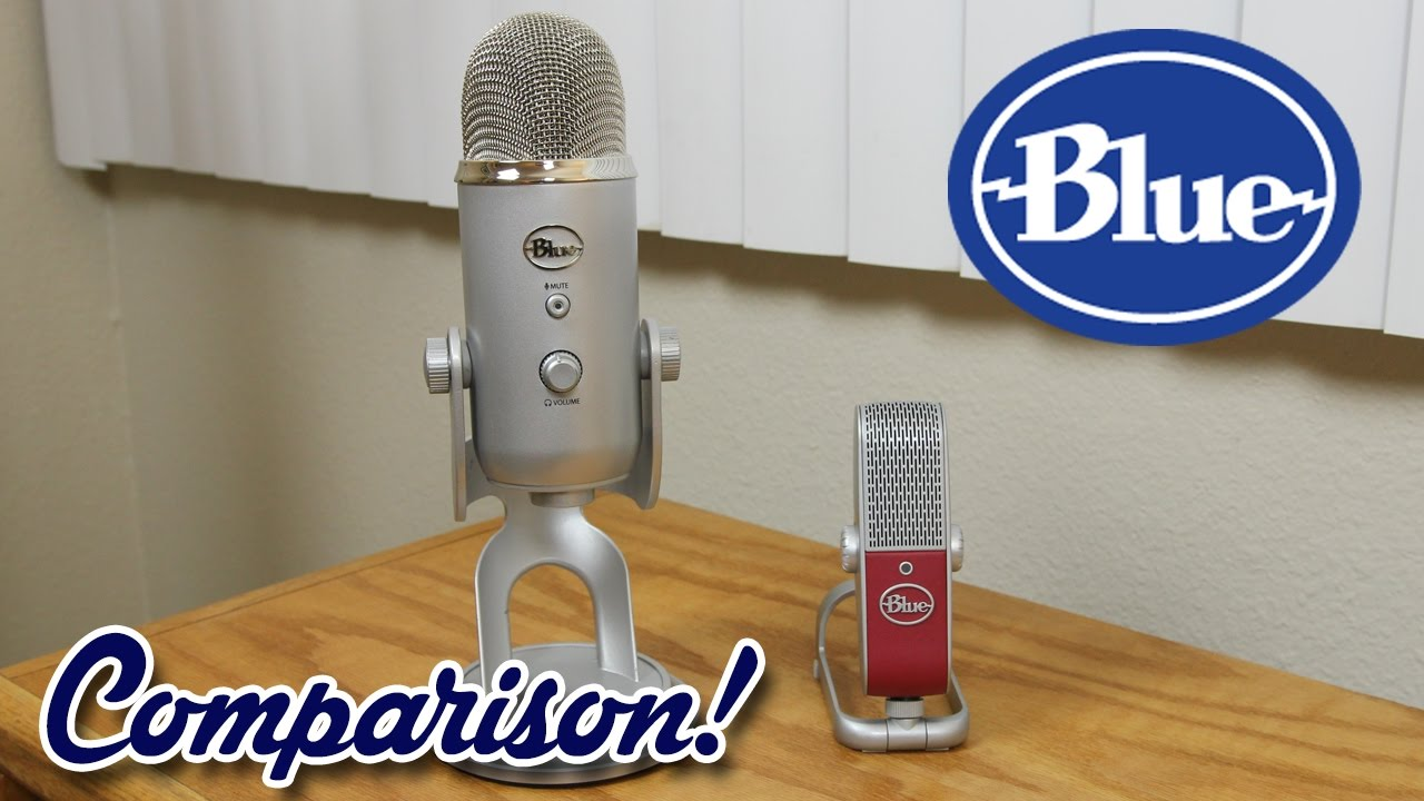 Blue Raspberry vs Blue Yeti - Which is better?