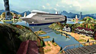Transport Cruise Ship Game Passenger Bus Simulator _ Best Cruise Ship Bus Game _ Ship Game 2021 screenshot 3