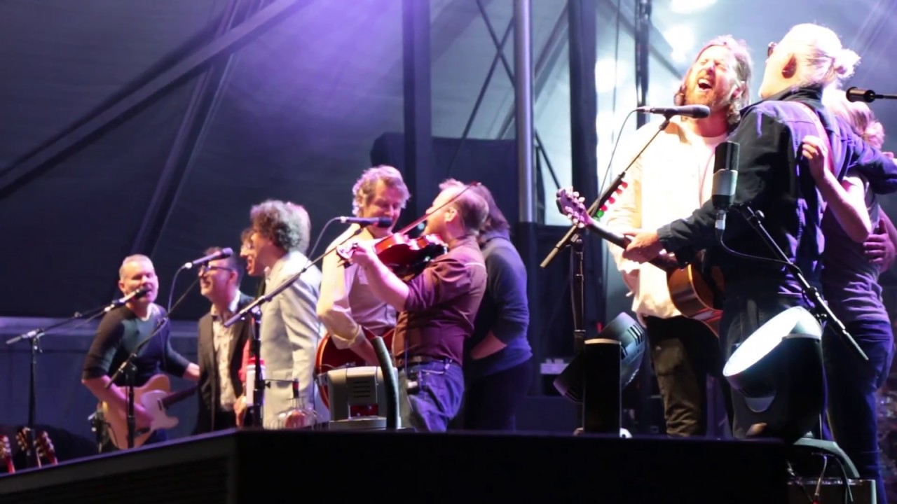 Download Blue Rodeo & Friends - Lost Together (Halifax Jazz Festival, 14 July 2017)
