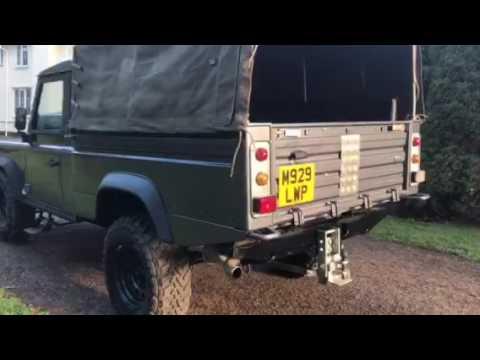 Land Rover 3.5 Nissan TD Engine