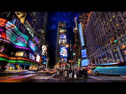 Amazing Night City Wallpaper