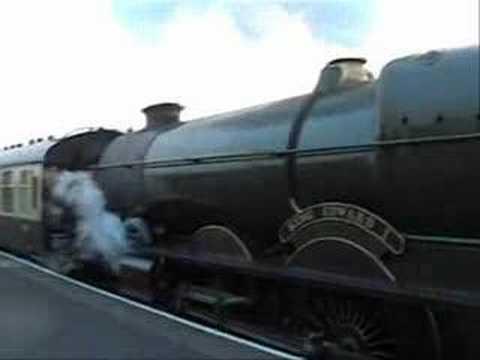 Cornish Mainline Steam GWR engines