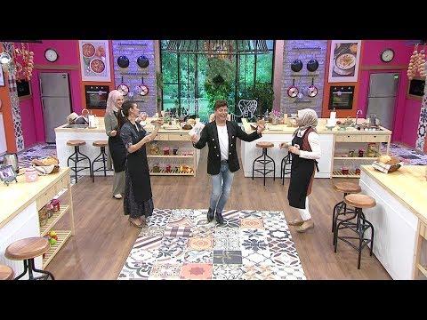 Fatih Ürek ortalığı şenlendirdi! Gelinim Mutfakta 12. Bölüm