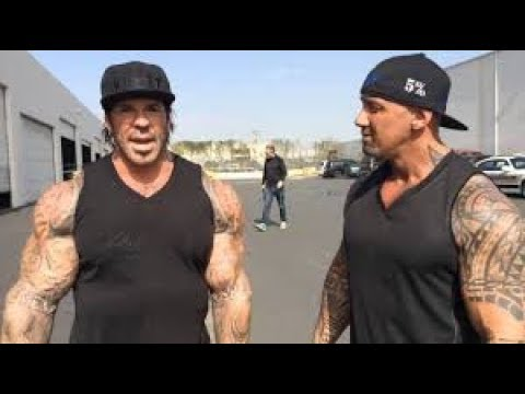 Rich Piana Hospitalized!