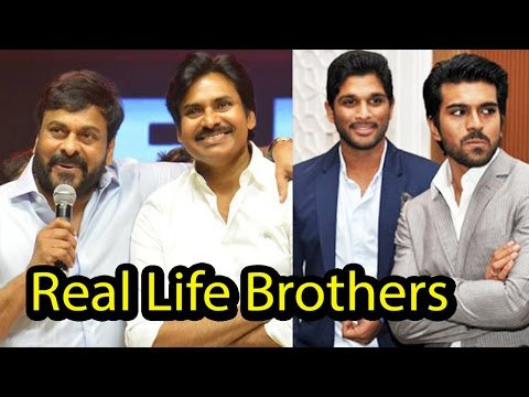10 South Indian Actors Who Are Real Life...