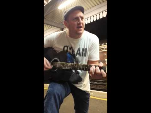 Steveo. Music when the lights go out cover