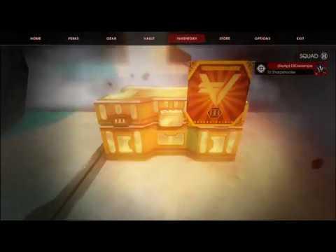 Dosh Vault Unlocked Crate 1 Opening Killing Floor 2