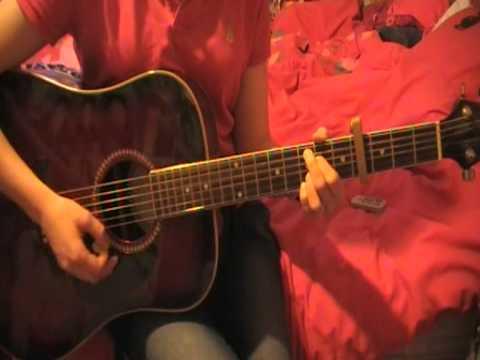 Nick Jonas - Introducing me - Guitar Cover