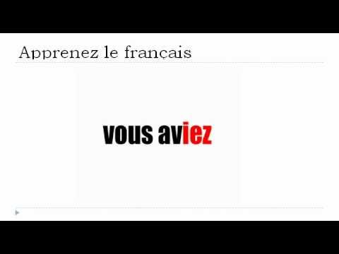 Lezione di francese - Il verbo avere nel tempo imperfetto