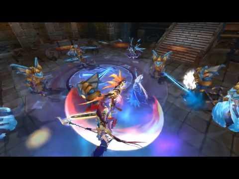Eternity : War of Chaos & Order คุณจะยืนหยัดอยู่ข้างไหน