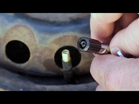 How to Replace a Wheel Valve