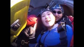 Juan Fan 39 s Tandem skydive