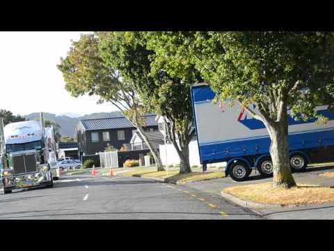 2015 Wellington Truck convoy and exrtas