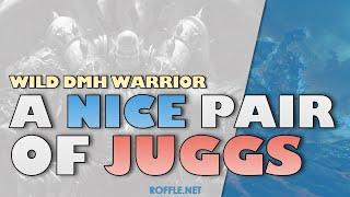 Hearthstone | A Nice Pair of Juggs | Wild Dead Man's Hand Warrior | Legend Gameplay