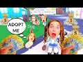 KID WHO MAKES MOST MONEY WINS IN ADOPT ME Roblox w/ The Norris Nuts