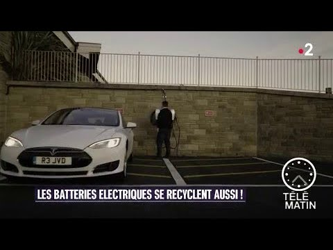 auto le recyclage des batteries lectroniques youtube. Black Bedroom Furniture Sets. Home Design Ideas