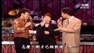 龍兄虎弟 張菲+費玉清+葉璦菱 名人名曲模仿大賽 MP3