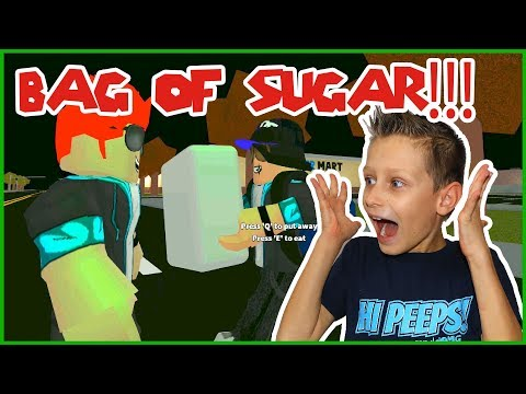 Have a Bag of Sugar with Freddy