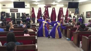 Agape Praise Dancers: Jacob