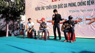 Quê hương tôi cover by Replay'S Band.MOV