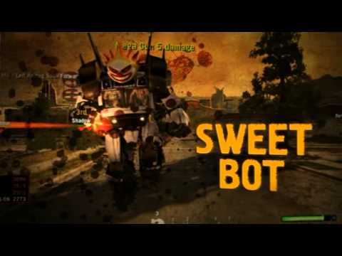 Twisted Metal 2012 Sweet Tooth