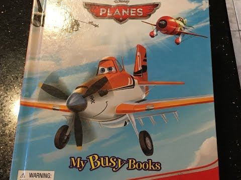 COLLECTION STORY BOOKS : PLANES DUSTY...