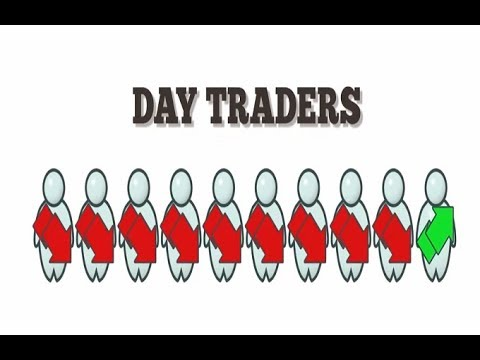 Barry Norman Discusses Day Trading Strategies
