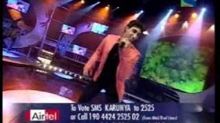 N.C.Karunya-Lagan Lagi-Indian Idol 2
